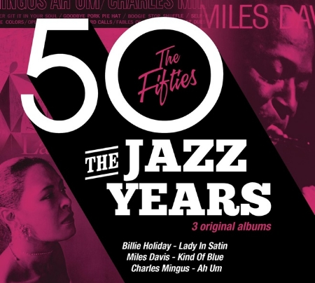 V.A.  The Jazz Years ~The Fifties  3CD