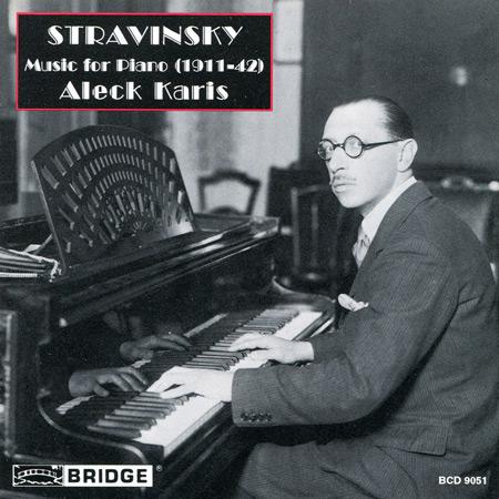 Stravinsky: Music for Piano  Piano Duet  Alec