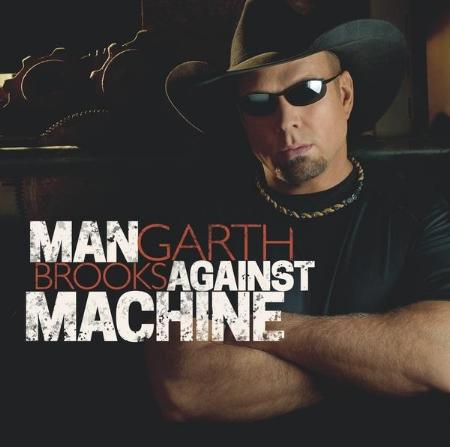 Garth Brooks  Man Against Machine