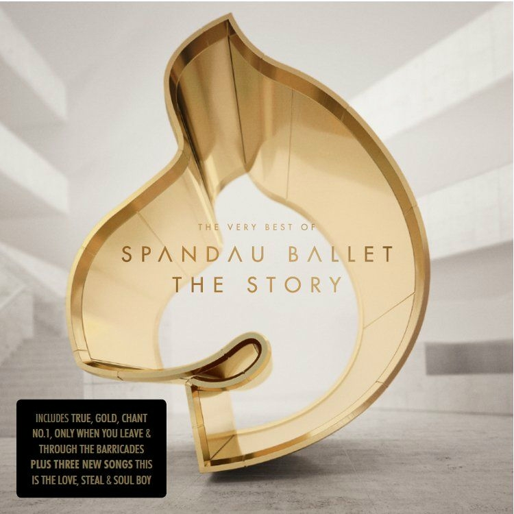 Spandau Ballet  The Story ~ The Very Best Of
