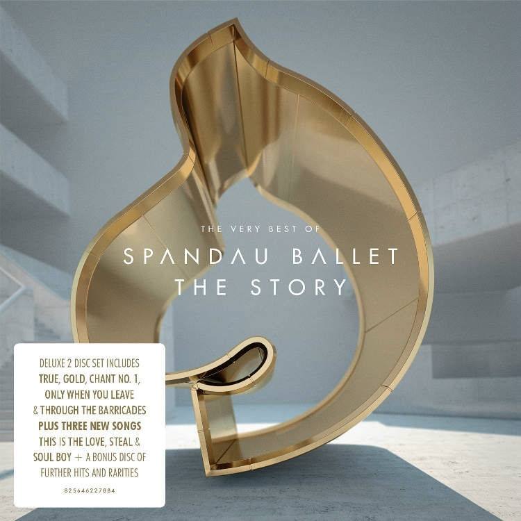 Spandau Ballet  The Story ~ The Very Best Of  2CD