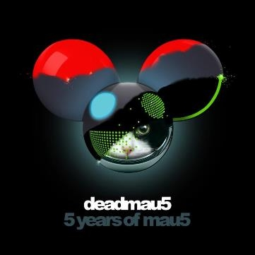 deadmau5  5 Years Of mau5  2CD
