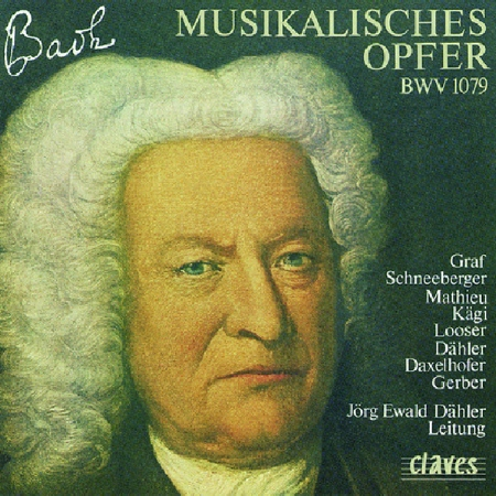 Bach J S: Musical Offering BWV1079  Peter~Luk