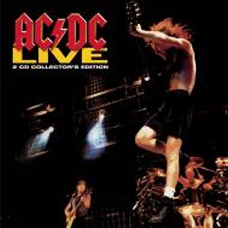 AC DC  AC DC  Live  2 CD Collector's Edition