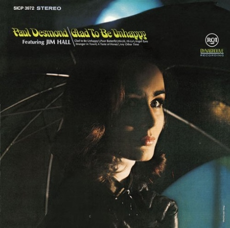 Paul Desmond  Glad To Be Unhappy