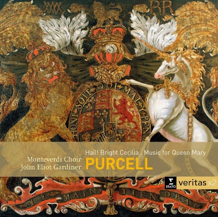 Veritas x 2 ~ Purcell: Hail! Bright Cecilia M