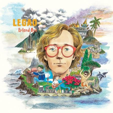 Erlend Oye / Legao (LP黑膠唱片)