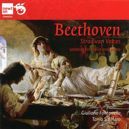 Stradivarius Voices: Beethoven Violin Sonatas