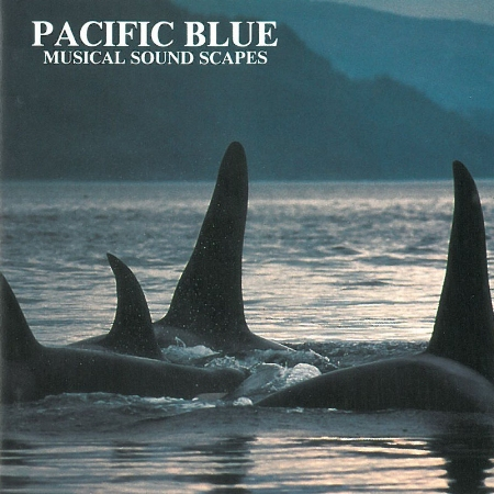 Pacific Blue : Musical Sound Scapes  Jonas Kv