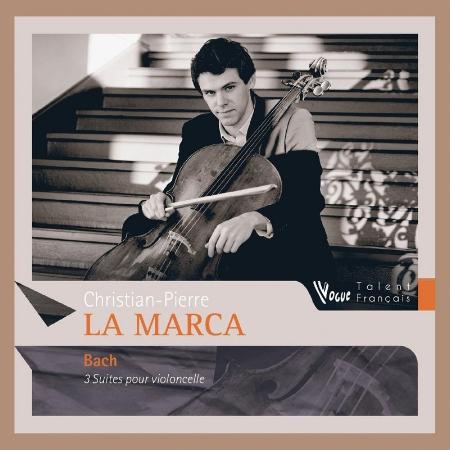 Bach: Suites pour violoncelle No.1 a 3  Chris