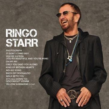 Ringo Starr  Icon
