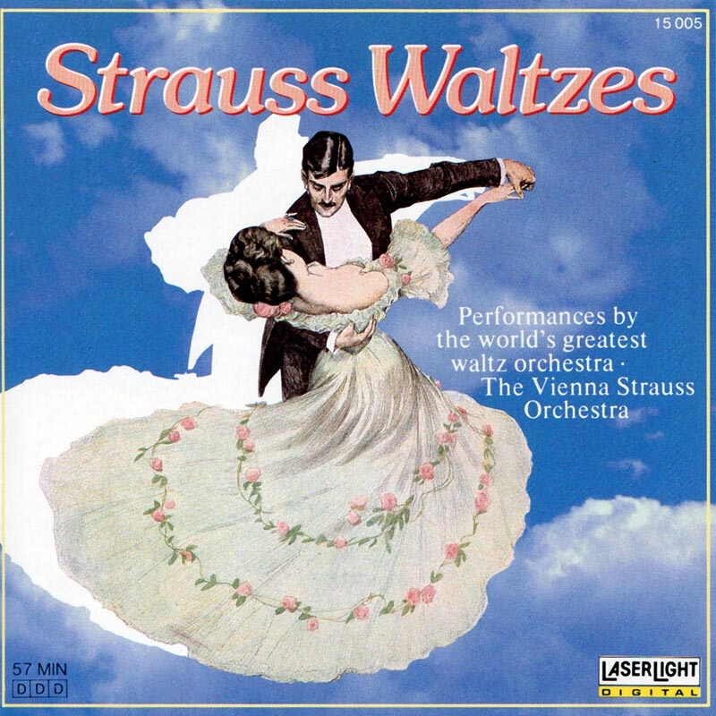 Johann Strauss II: Waltz Polka and March  Jos