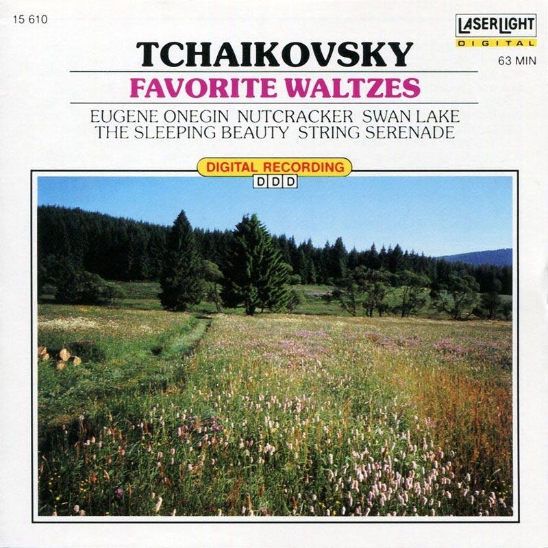 Tchaikovsky: Favorite Waltzes  Hans Vonk etc.