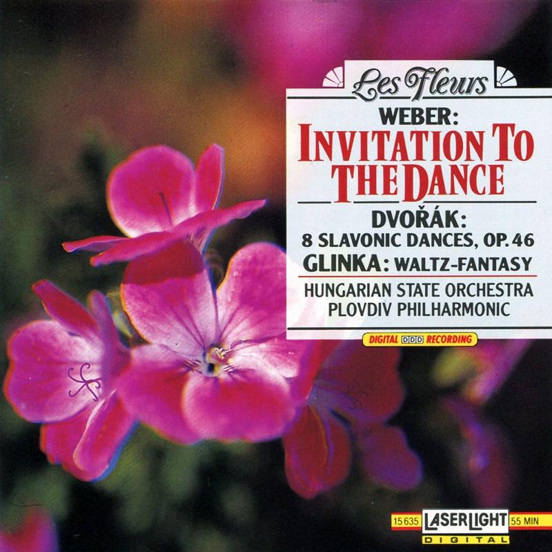 V.A.  Weber: Invitation to the Dance Dvorak: