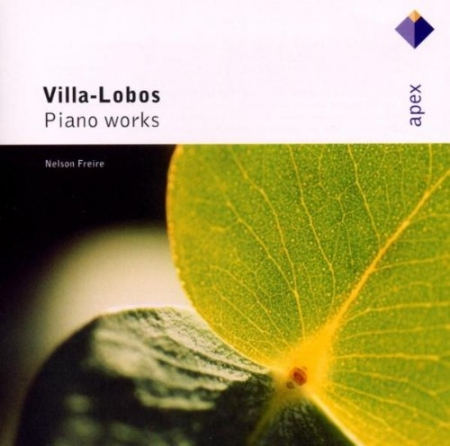 Villa~Lobos : Prole do Bebe R  Nelson Freire