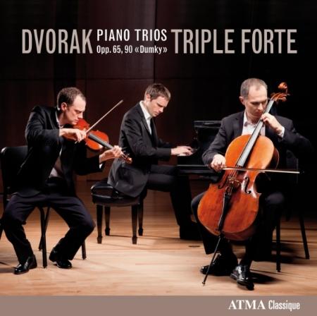 Dvorak piano trios  Triple Forte
