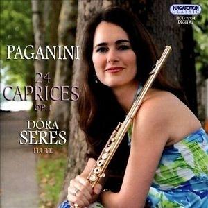 Paganini : 24 Caprices Op. 1  Dora Seres