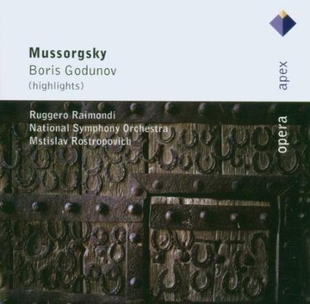 Mussorgsky  Arr Lloyd~Jones : Boris Godunov