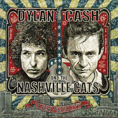 V.A.  Dylan Cash and the Nashville Cats: A Ne