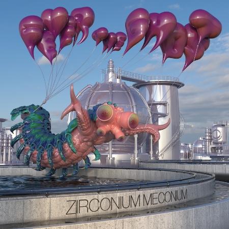 Fever the Ghost  Zirconium Meconium