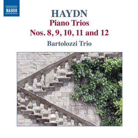HAYDN: Piano Trios Nos. 8~12  Bartolozzi Trio