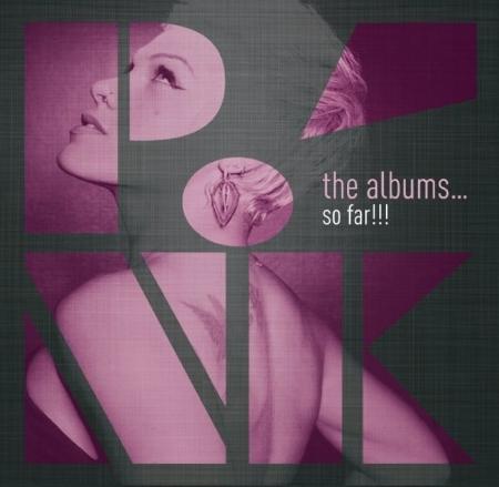 P!NK / The Albums...So Far (6CD)(紅粉佳人 / 女力大集合全專輯 (6CD))