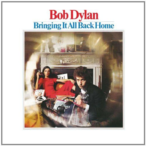 Bob Dylan / Bringing It All Back Home(2015 Vinyl)(巴布狄倫 / 一掃而空 (LP黑膠唱片))