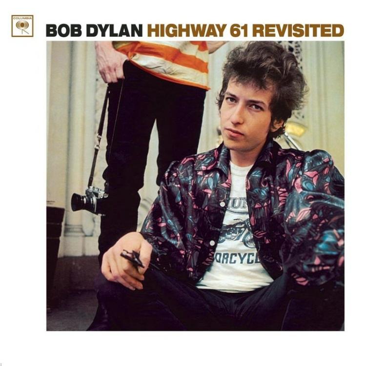 Bob Dylan / Highway 61 Revisited(2015 Vinyl)(巴布狄倫 / 重回61號高速公路 (LP黑膠唱片))