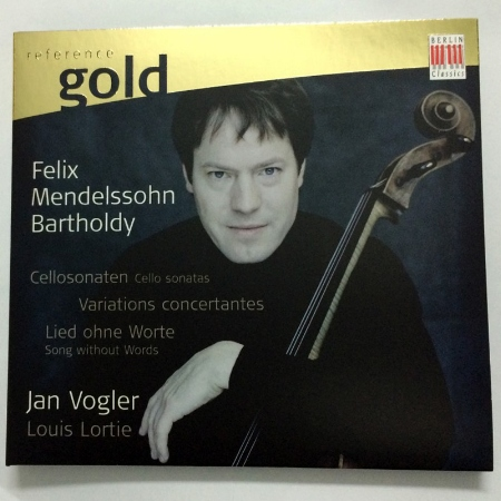Jan Vogler plays Mendelssohn