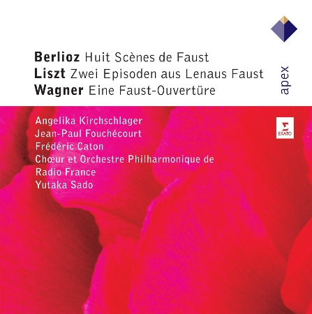 Faust The Devil's Music  Berlioz Liszt Wagner