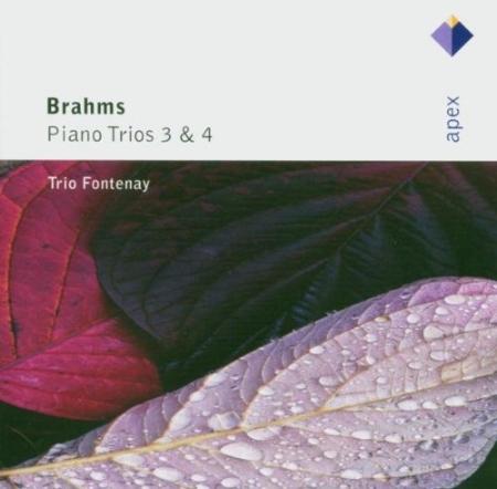 Brahms: Piano Trios Nos. 3  4  Trio Fontenay