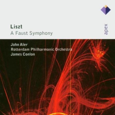 Liszt: A Faust Symphony  James Conlon  Rotter