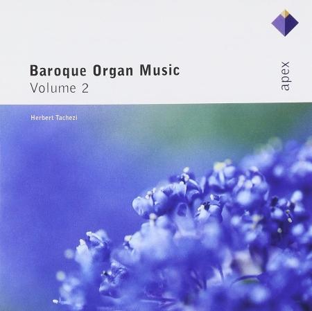 Baroque Organ Music Vol.2  Herbert Tachezi