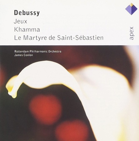 Debussy: Jeux Khamma  Le Ma  James Conlon  Ro