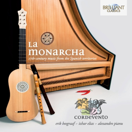 La Monarcha: 17th Century Music from the Span