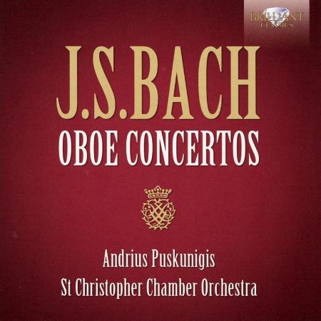 J.S. Bach: Oboe Concertos ^(Reconstructions^)
