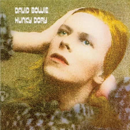 David Bowie  HUNKY DORY  2015 REMASTERED VERS