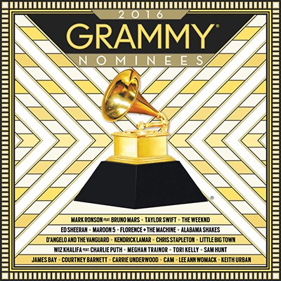 V.A.  2016 GRAMMY NOMINEES