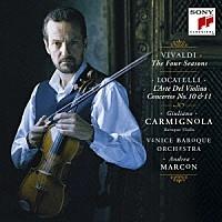 Vivaldi:The Four Seasons  Giuliano Carmignola