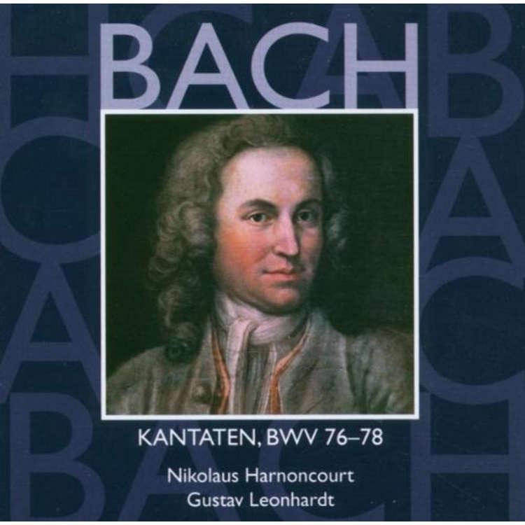 Bach: Sacred Cantatas Vol. 24 BWV Nos. 76 ~ 7
