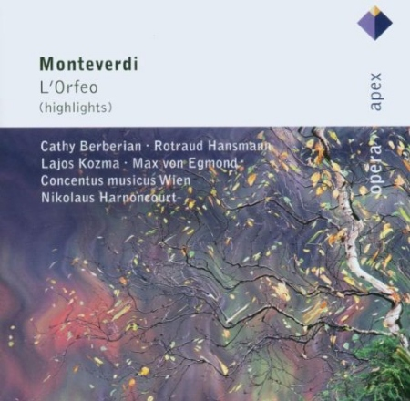 Monteverdi: L'Orfeo  Harnoncourt