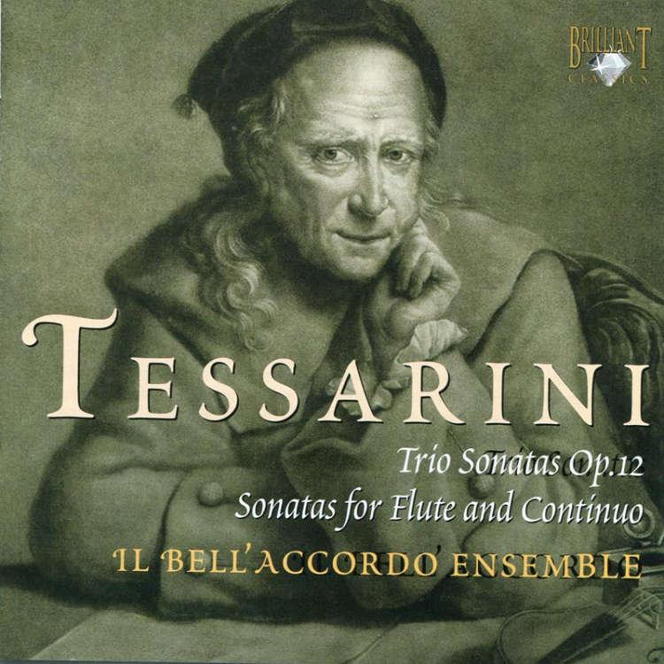 Carlo Tessarini: Trio Sonata Op.12  Flute Son
