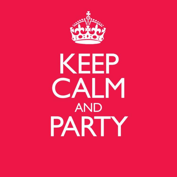 V.A.  Keep Calm  Party ^(2CD^)