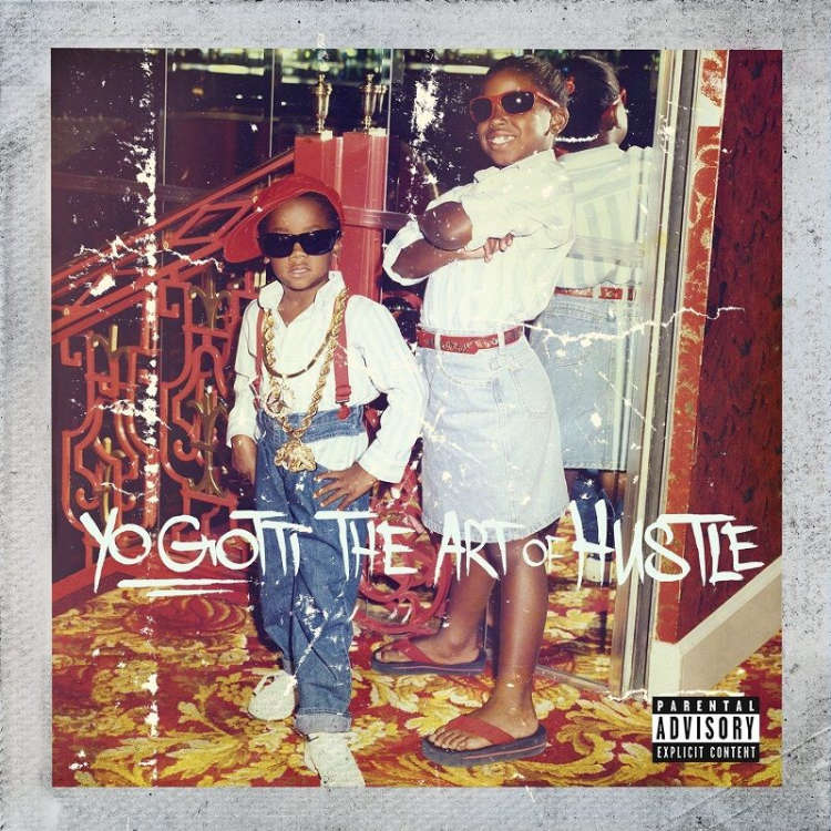 Yo Gotti  The Art Of Hustle  Vinyl