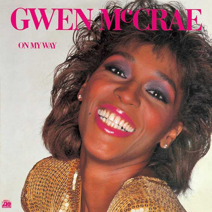 Gwen McCrae  On My Way