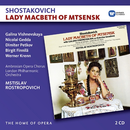 Shostakovich: Lady Macbeth of Mtsensk  Vichne