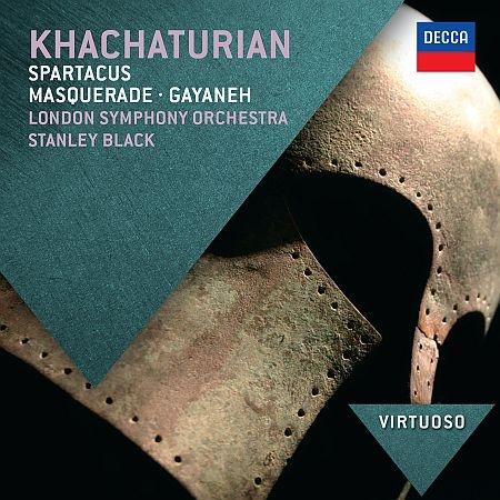 Khachaturian ~ Spartacus Masquerade Gayaneh