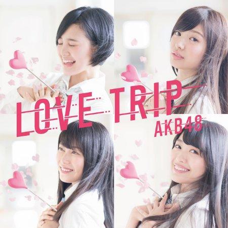 AKB48 / LOVE TRIP|分享幸福 〈Type-D〉CD+DVD
