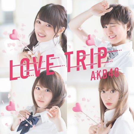 AKB48 / LOVE TRIP|分享幸福 〈Type-E〉CD+DVD