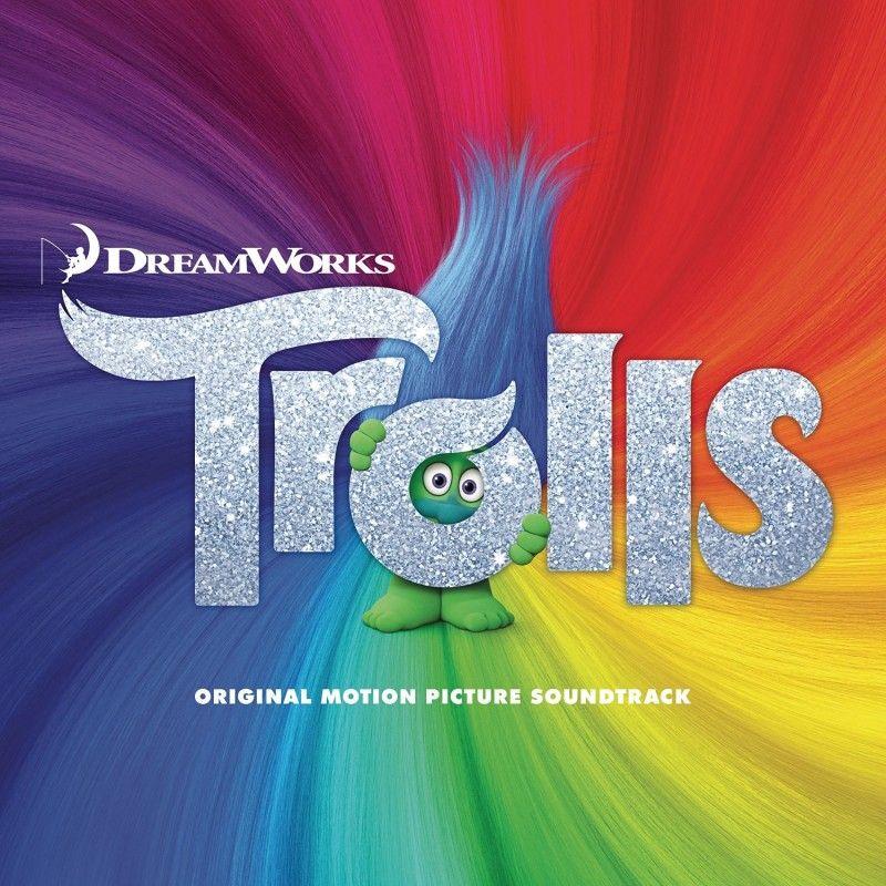 O.S.T. / Trolls(電影原聲帶 / 魔髮精靈 (CD))